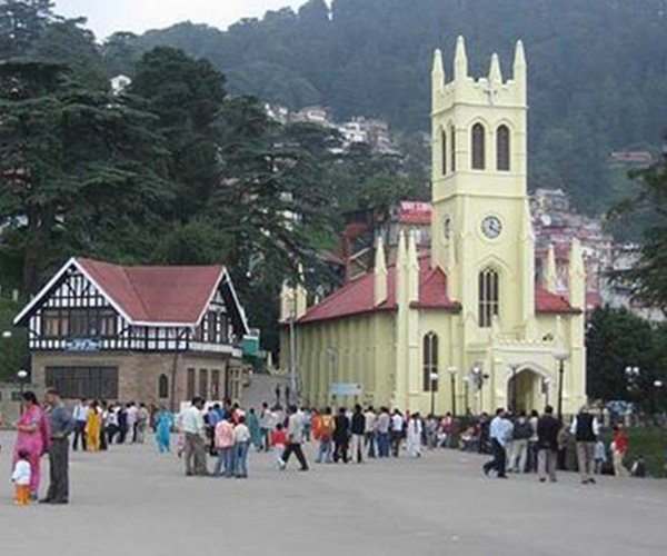 Shimla City Tour