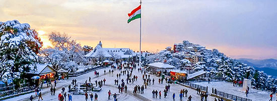 Shimla Sightseing Tour