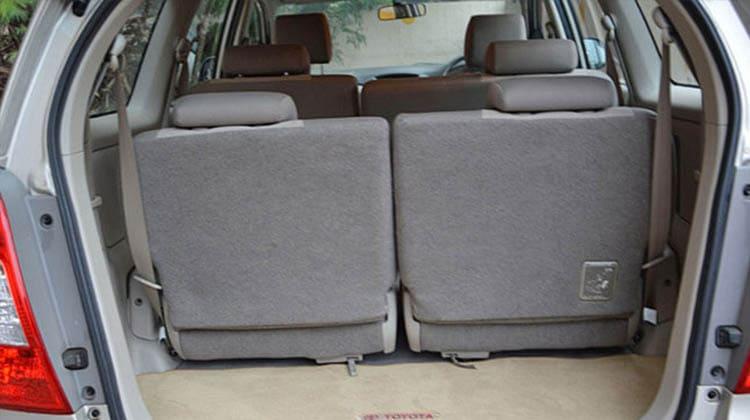 Luxury TOYOTA INNOVA 8 Seater Taxi Service