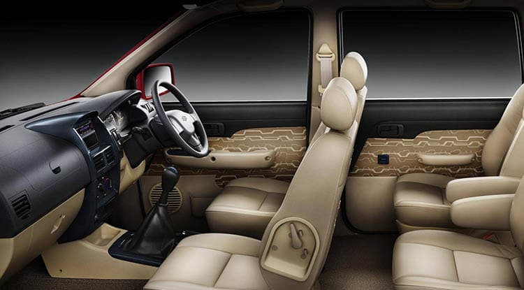 Luxury Chevrolet Tavera Taxi Service