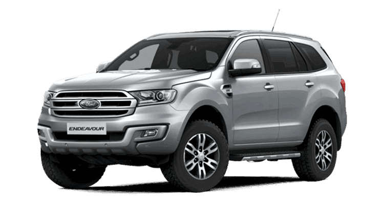 Luxury Ford Endeavour Taxi Service