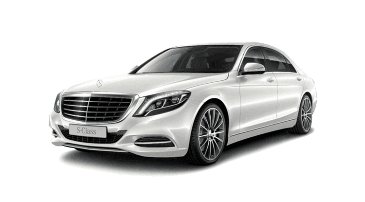 Luxury MERCEDES S CLASS Taxi Service