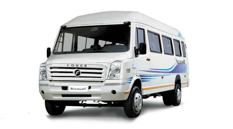 Luxury Tempo Traveller 16-seater Jaipur Taxi Service