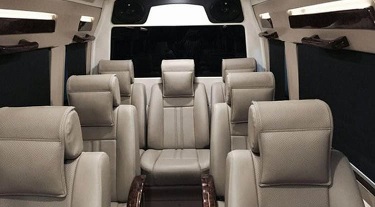 Luxury Tempo Travellers 10 seater Taxi Service