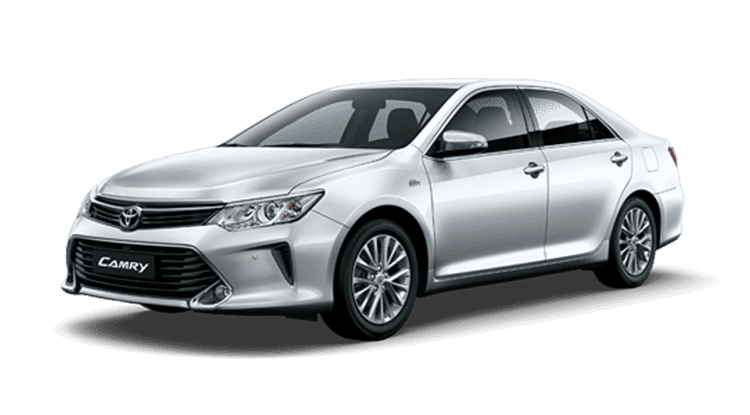 Luxury TOYOTA CAMRY Taxi Service