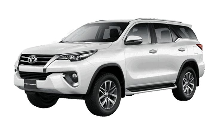 Luxury TOYOTA FORTUNER Taxi Service